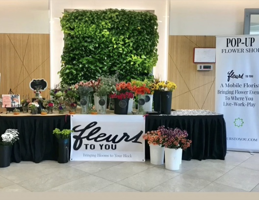 Fleurs to You delivers with Metrobi | Boston